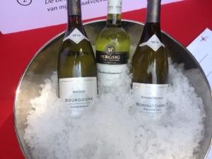Een greep uit de selctie witte wijnen