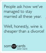 Geweldige tekst etiket wijnfles