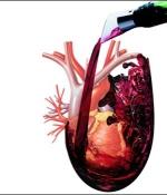 Wijn is goed voor hart en bloedvaten