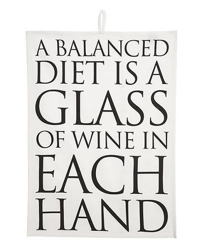 rode wijn dieet