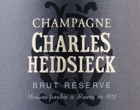 Charles Heidsieck Brut Reserve