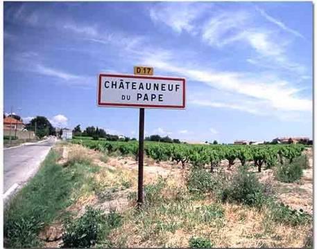 Chateau La Nerth Chateauneuf du Pape