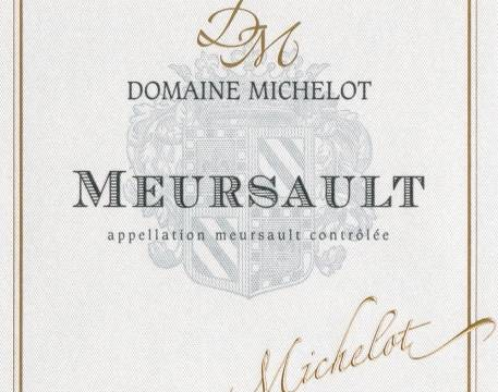 Domaine Michelot Meursault