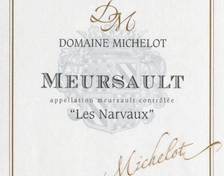 Domaine Michelot Meursault Les Narveaux