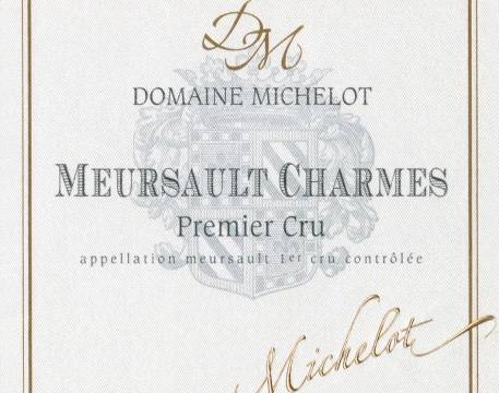 Domaine Michelot Meursault 1er Cru Charmes